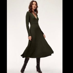 Wilfred BLACK Cyra Dress